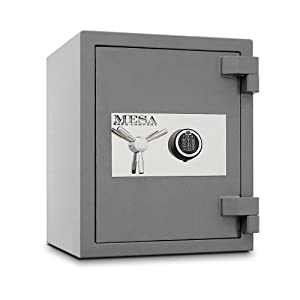 Mesa Safe Company Model MSC2520E High Security Burglary and Fire Safe with Electronic... by Mesa Safe Company