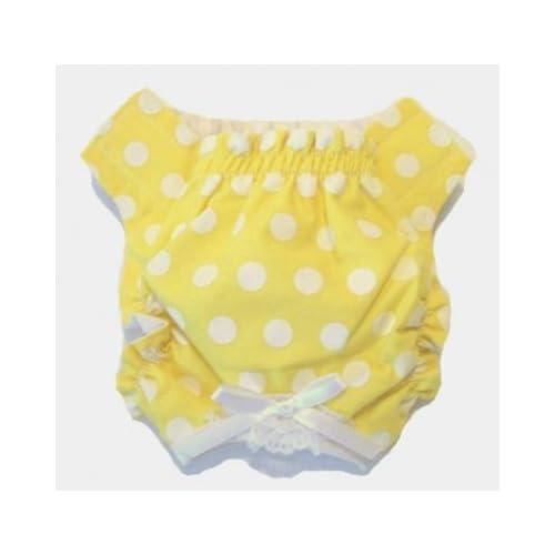Amazon.com: Yellow Polka Dot Panties