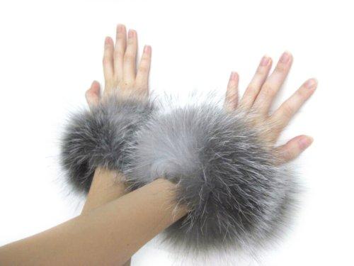 Indigo Fox Bracelets & Slap-on Cuffs Pair