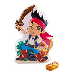 [Best price] Kids&#039 - Uncle Milton Wall Friends Jake and the Never Land Pirates Talking Room Light - toys-games