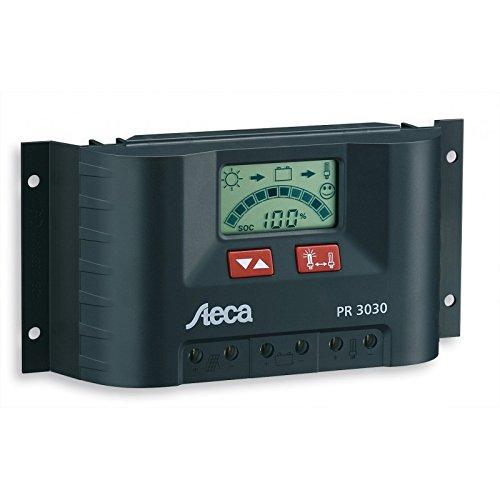 Steca-Solar-Laderegler-PR-3030-Last-Strom-30-A