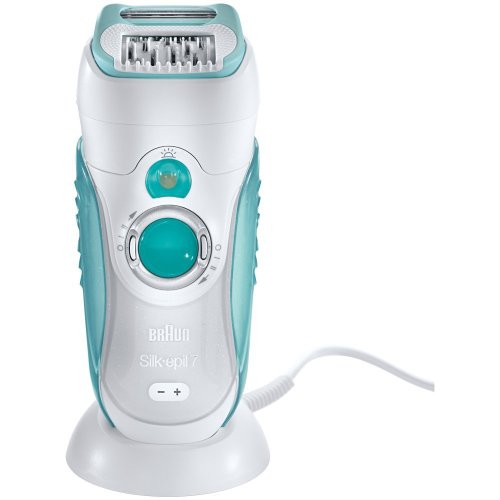 Braun Wet And Dry Epilator front-632470