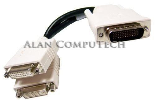 HP DMS-59 to dual DVI-I cable (Y-cable) (338285-009)