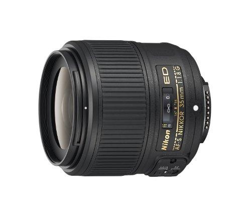 Nikon 35 mm / F 1,8 AF-S NIKKOR G ED Objectifs