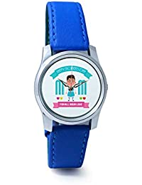 BigOwl Mom For All Your Love Analog Men's Wrist Watch 2239214536-RS2-S-BLU