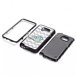 Cool Hybrid 2 In 1 Case For Galaxy Note 5 Luxury Hard PC +TPU Back Cover For Samsung Galaxy Note5 #04946180