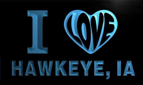 Hawkeyes Neon Sign, Iowa Hawkeyes Neon Sign, Hawkeyes Neon