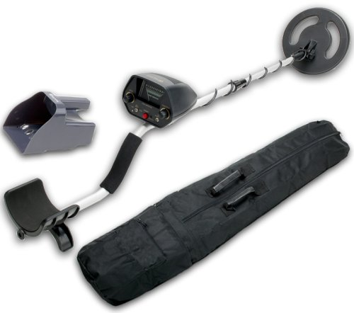Treasure Cove Fortune Finder Metal Detector Set (Model: TC-1023)