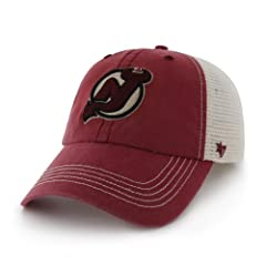 Buy 47 Brand NHL Caprock Canyon Stretch Fit Cap, One Size by '47 Brand