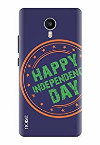 Noise Happy Independence Day Printed Cover for Meizu Metal