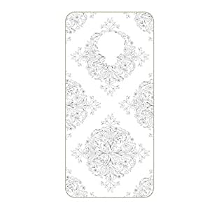 Vibhar printed case back cover for Infocus M2 PatternVec