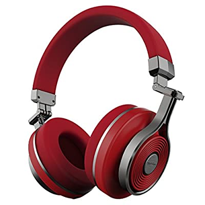 Bluedio T3 (Turbine 3rd) Extra Bass Wireless Bluetooth 4.1 Stereo Headphones