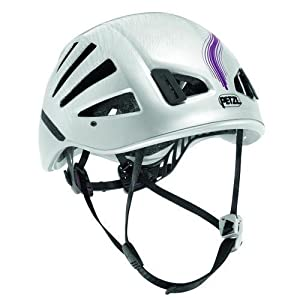 Petzl Meteor III+ Climbing Helmet - Violet/White