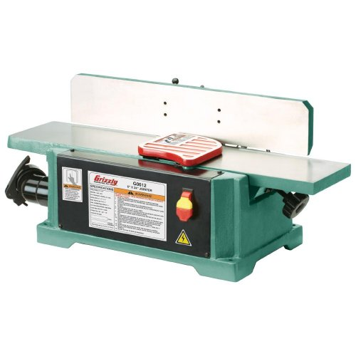 Grizzly G0612 6″ x 24″ Bench Top Jointer