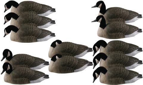 greenhead-gear-pro-grade-life-size-series-canada-goose-shell-decoys-harvester-by-greenhead-gear