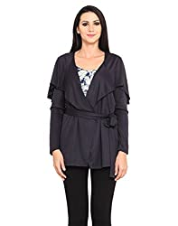 Pera Doce Navy Coloured Polyester Cape