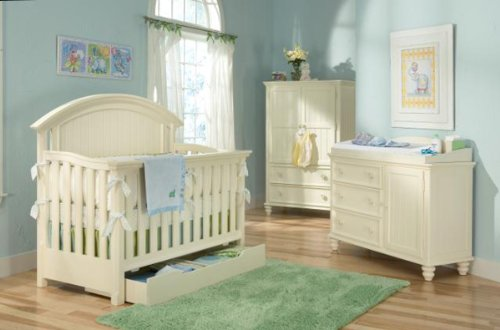 Baby Cribs On Wheels front-1078243