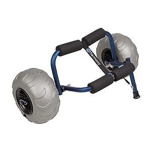 Harmony Stowaway Cart with Beach Wheels by Harmony