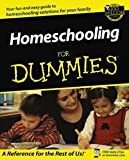 img - for Jennifer Kaufeld: Homeschooling for Dummies (Paperback); 2001 Edition book / textbook / text book