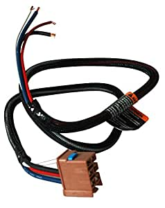 reese towpower 85340 brake adapter harness for gm hummer models automotive