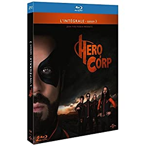 Hero Corp - Saison 3 [Blu-ray]