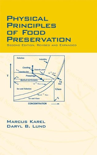 Physical Principles Of Food Preservation: Revised And Expanded (Food Science And Technology)