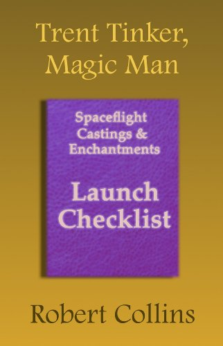 E-book - Trent Tinker, Magic Man by Robert Collins