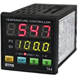 IMAGE® Dual Display Manual/ Auto-tuning PID Temperature Controller TA4-RNR