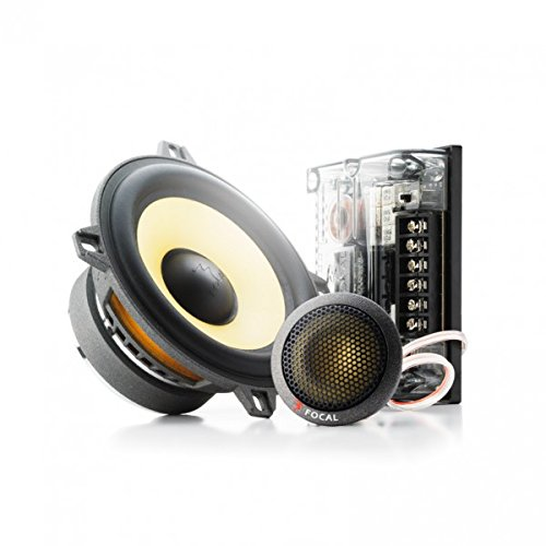 Focal K2 Power 130 KR 2-Inch 2-Way Component Speaker Kit