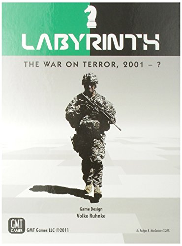 Gmt 1012 Gmt1012 0817054010011 By Labyrinth: The War On Terror