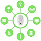 Wemo Switch, Wi-Fi Smart Plug, Control Lights and Appliances from Phone, Works with Amazon Alexa