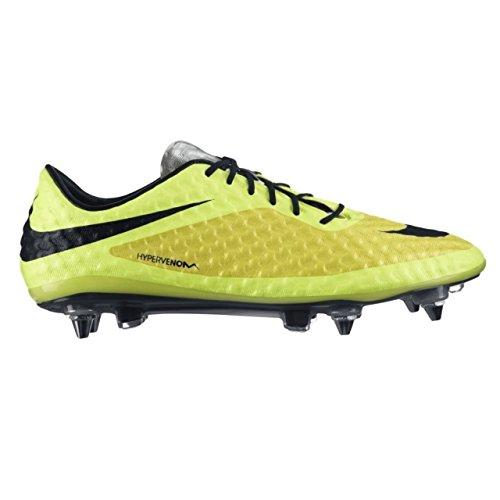 huge discount b09b9 604f0 Nike HYPERVENOM PHANTOM SG PRO Men s Soccer Vibrant Yellow ...