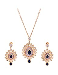 Goonj The Rhythm Of Jewels Pendant Set For Women PS126
