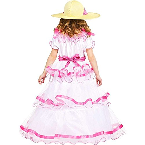 [Costumes Ba Girl's Sweet Southern Bell Toddler Costume] (Sweet Raccoon Girls Costumes)