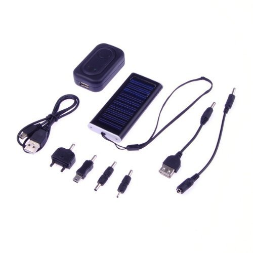 Solar Panel USB Charger For Cell Phone/MP3/PDA Solar Panel Charger
