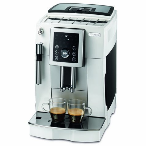 DeLonghi ECAM23210 SB Compact Magnifica S Beverage Center (Silver)