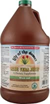 Lily of the Desert Aloe Vera Juice Whole Leaf 8212 128 fl oz