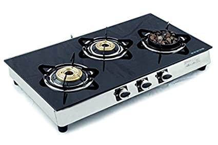 Sunshine Meethi Angeethi Gas Cooktop (3 Burner)