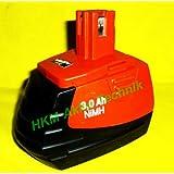 Hilti SFB 185 18V NiMH 3.0ah Battery #370102 SFB185