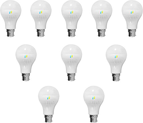 Finike-5W-B22-LED-Bulb-(Yellow,-Pack-of-10)
