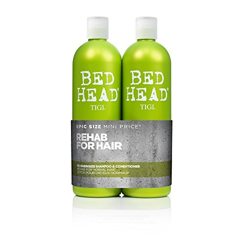 TIGI - BedHead Urban anti+dotes Level 1 - Re-Energize Shampoo & Conditioner Tween Duo 2x 750ml