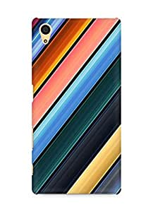 Amez designer printed 3d premium high quality back case cover for Sony Xperia Z5 (Abstract Colorful 2)