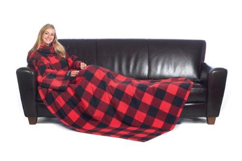 dbe7b02ab8 fleece sleeping bag liner Grand Sales  The Slanket Blanket-Slumberjack