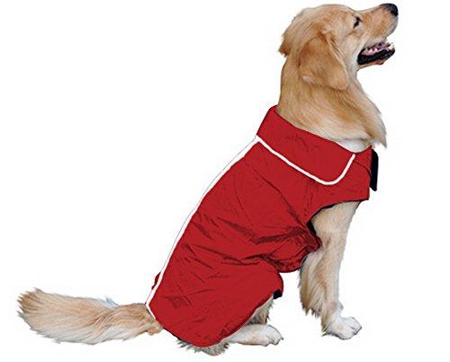 Hundemantel Regenmantel Hund Hundebekleidung Hundejacke Wintermantel Regenjacke