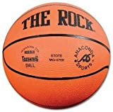 Anaconda Sports® The Rock® MG-4700 The Big Rock Men's Rubber Training Basketball