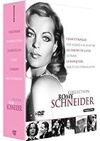 Collection Romy Schneider (La banquière, Le train, Une femme à sa fenêtre, les choses de la vie, César et Rosalie, Max et les ferailleurs)