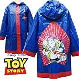 Disney Toy Story Boy's Rain Slicker Small 2/3, Medium 4/5 and Large 6/7