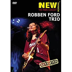 Robben Ford Trio-Paris Concert Revisited