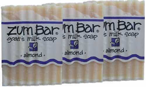 Almond Zum Bars Multipack (3 Count)<br>by Indigo Wild