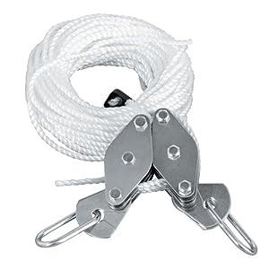 TEKTON 5550 Rope Hoist